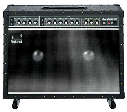 Amplificateur de Guitar Roland JC 120