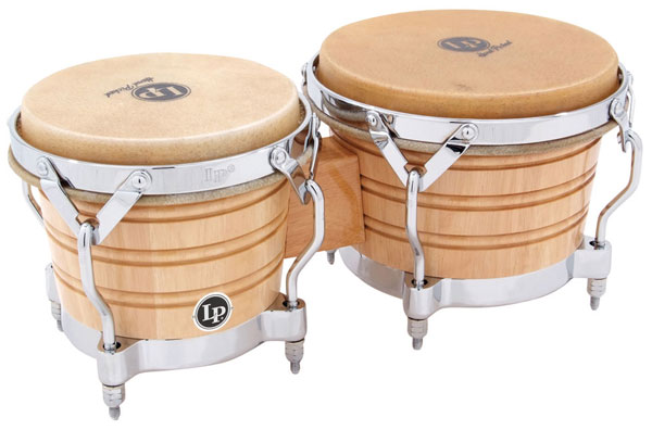 Bongos 201 LP Wood