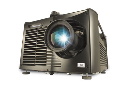 Christie Roadster S+20K DLP projector