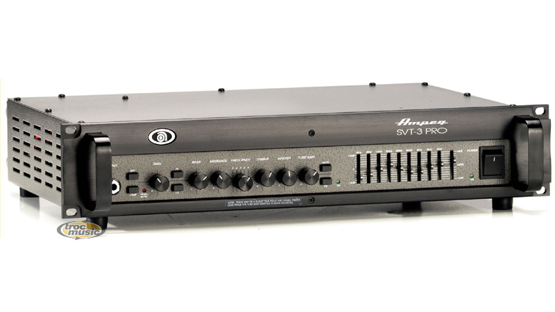 Tete Amplificateur de Bass Ampeg